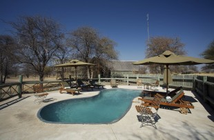 Deception Valley Lodge - Botswana